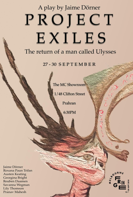 Jaime Dorner Project Exiles